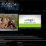Neue Webseite für Personal Trainer Eugen Leibman